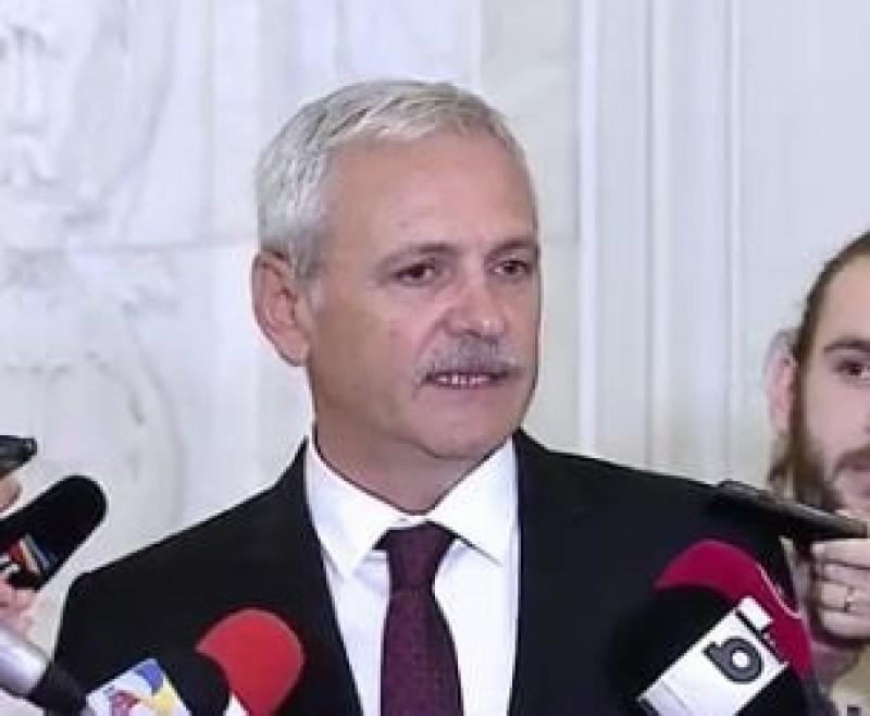 Dragnea spune că suspendarea lui Iohannis se decide luni