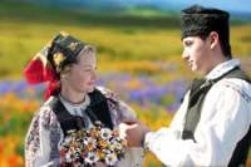 Dragobete – simbolul începutului de primăvară şi al dragostei la români