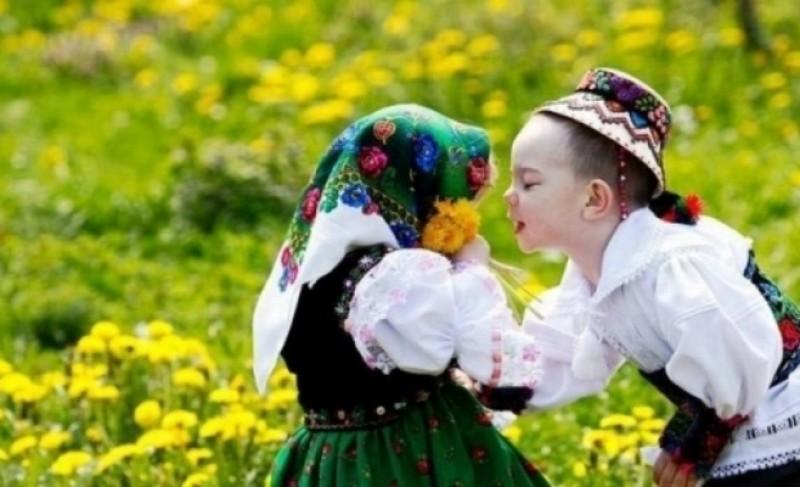 Dragobetele sărută fetele - VIDEO