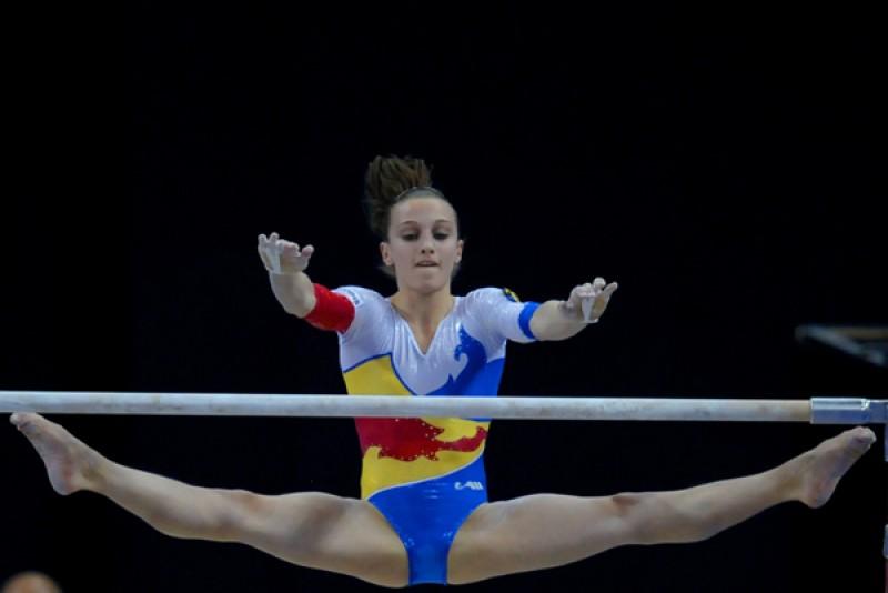 Drăgulescu şi Porgras, medaliaţi la CM de gimnastică de la Londra