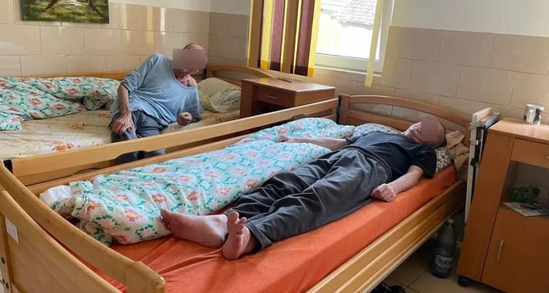 Drama fraților din Botoșani care au ajuns imobilizați la pat după un accident produs  de un șofer beat