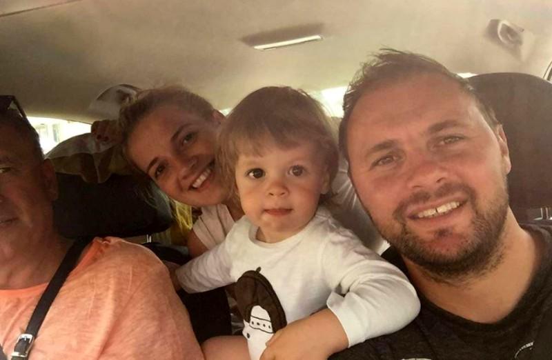Drama lui Ionuț Matei, fostul jucător de la FC Botoșani și Poli Timișoara. Fiul său a fost diagnosticat cu o boală crâncenă!