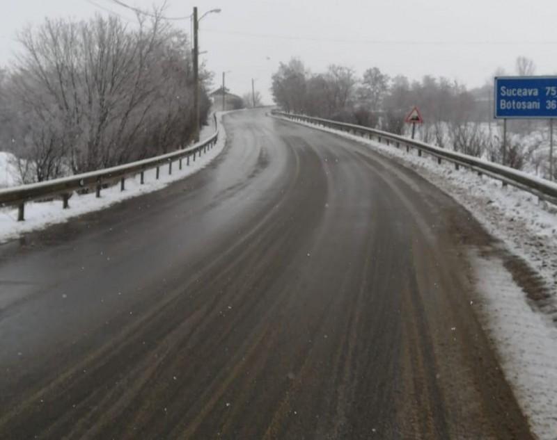 DRDP: Starea drumurilor naționale din Moldova
