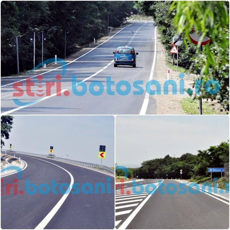 Drumul Botoşani-Suceava este aproape gata! Vezi cum arata acum! GALERIE FOTO, VIDEO