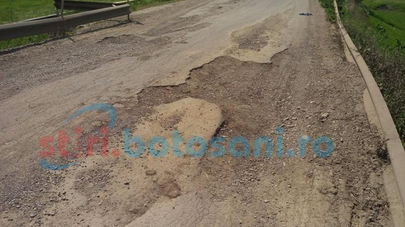 Drumul experiment al fostului şef al Consiliului Judeţean intră în reparaţii