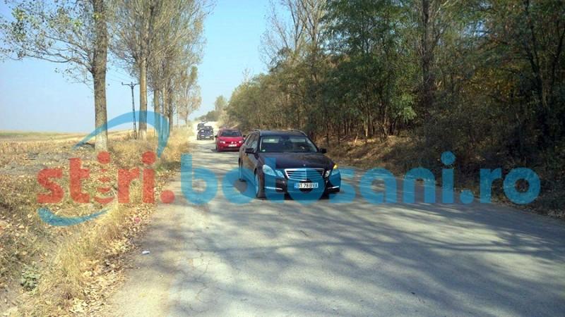 """Drumul """"groazei"""" pentru care au protestat zeci de șoferi încă așteaptă asfaltul"""