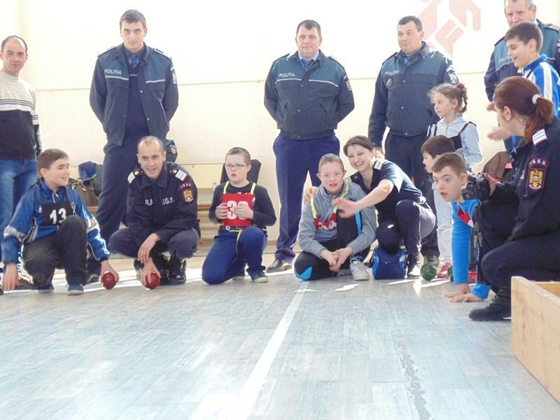 Duminică, la Botoșani: Ștafeta Prieteniei va marca Ziua Mondială a Sindromului Down!