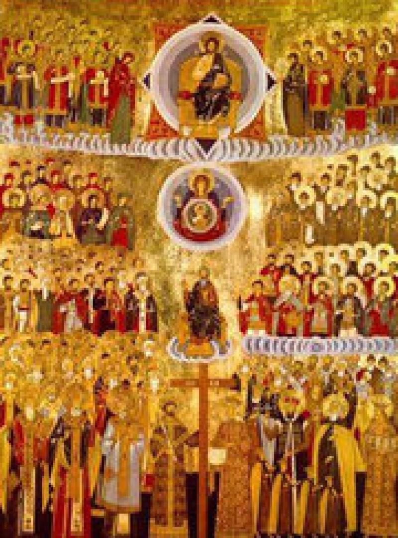 Duminica Sfinților Români, a doua după Rusalii - VIDEO