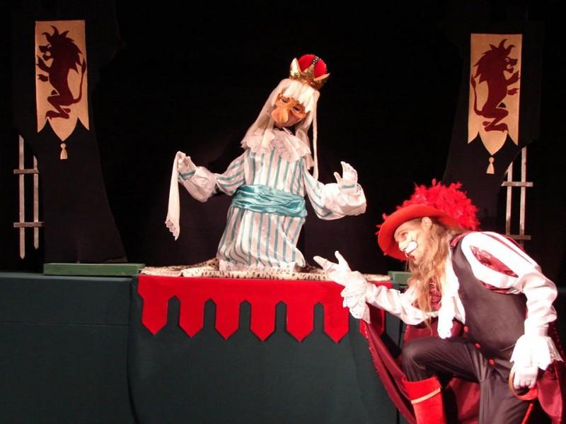 """Duminică: Un spectacol de excepţie la Teatrul pentru Copii și Tineret """"Vasilache"""""""