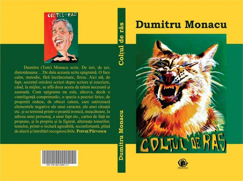 """Dumitru Monacu vă invită la """"Colțul de râs""""!"""