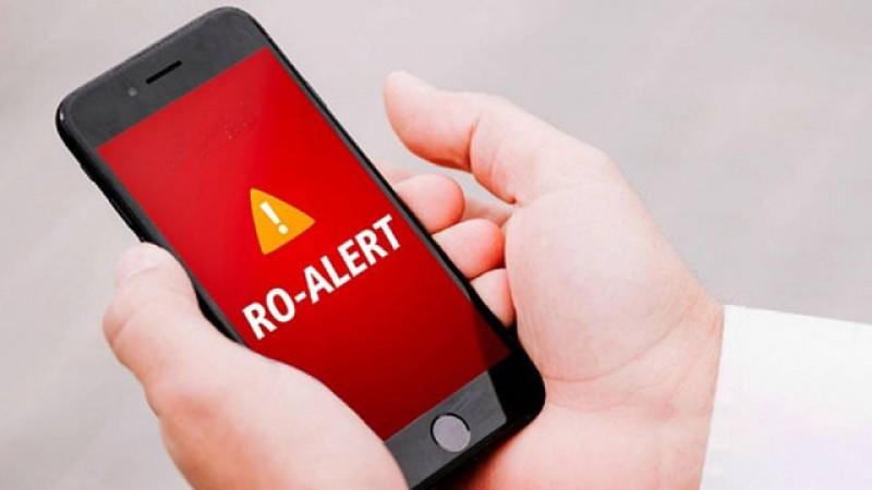 După alerta Covid-19, botoșănenii vor primi mesaje de tip RO-Alert și ori de câte ori vremea este severă