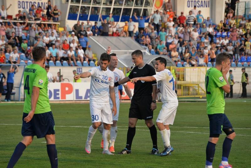"""Dupa ce s-a despartit de FC Botosani, Raul Costin anunta: """"Merg să joc și sper să mă și stabilesc acolo"""""""