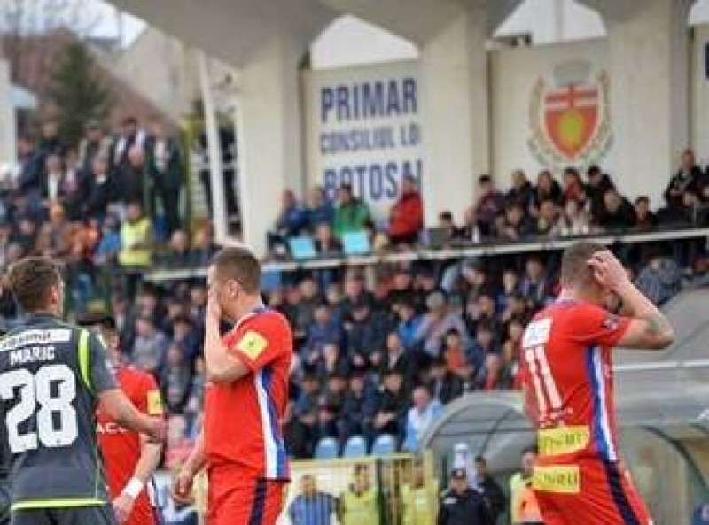 """După înfrângerea cu Dinamo, Iftime i-a făcut praf pe jucătorii de la FC Botoșani: """"Nişte mămăligi mari, grele şi reci"""""""