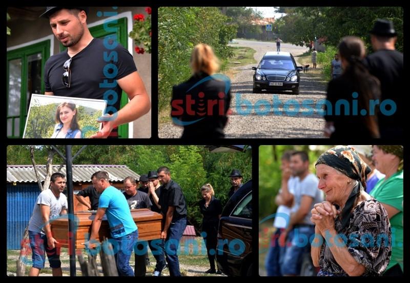 """DURERE fără margini la Avrămeni! Botoșăneanca ce și-a pierdut viața în cutremurul din Italia a ajuns acasă: """"Am săpat cu mâinile goale ca să o gasim"""" - FOTO, VIDEO"""