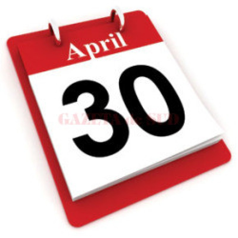 E OFICIAL: 30 aprilie va fi zi liberă!