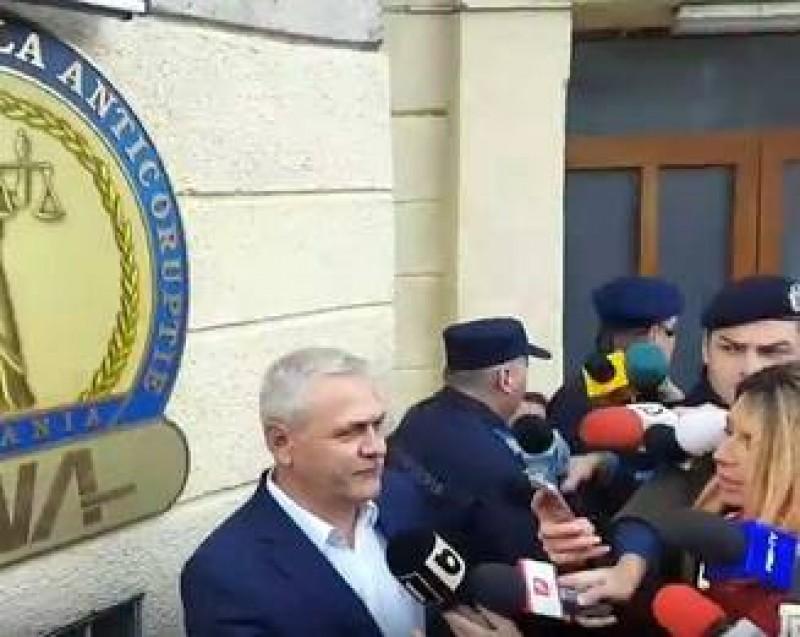 E oficial: Liviu Dragnea e urmarit penal de DNA, pentru 5 infractiuni!