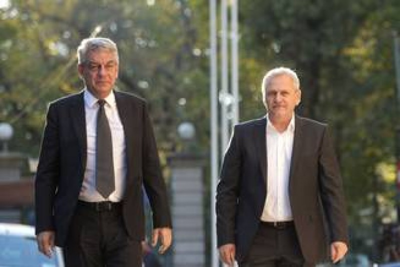 E OFICIAL: Premierul Mihai Tudose şi-a înaintat demisia din funcţie!