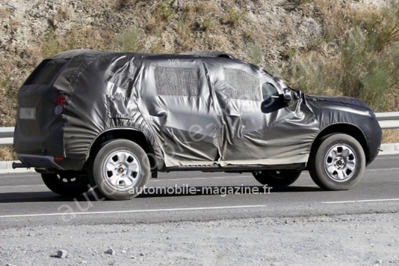 E oficial: Vezi aici cum va arata noul SUV Dacia