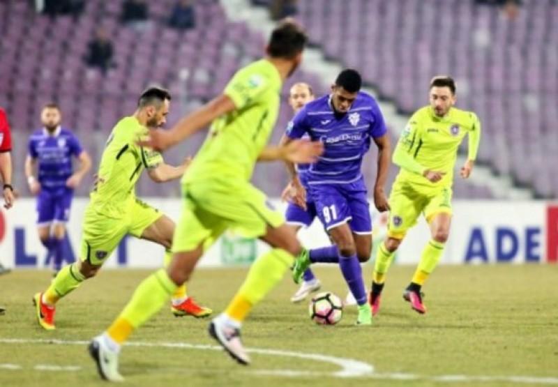 Echipa aflată pe penultimul loc în Liga 1, calificată în finala Cupei Ligii! Astăzi se joacă Steaua - Dinamo!
