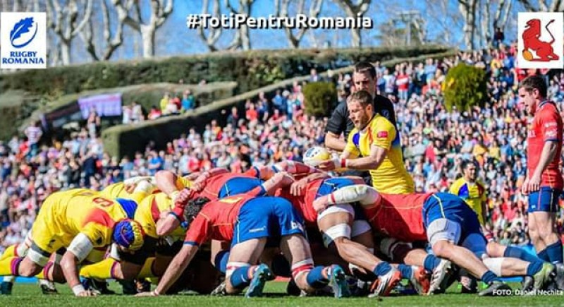 Echipa națională de rugby revine la Botoșani!