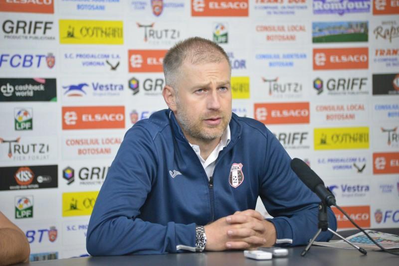 """Edi Iordanescu: """"Am intalnit o echipa care a avut un parcurs excelent"""""""