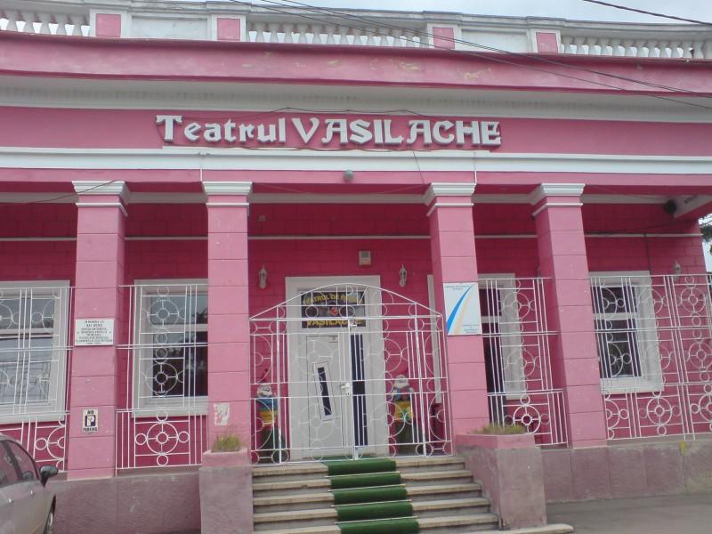 """Editia a II-a a Concursului de dramaturgie pentru copii si tineret """"Vasilache"""""""