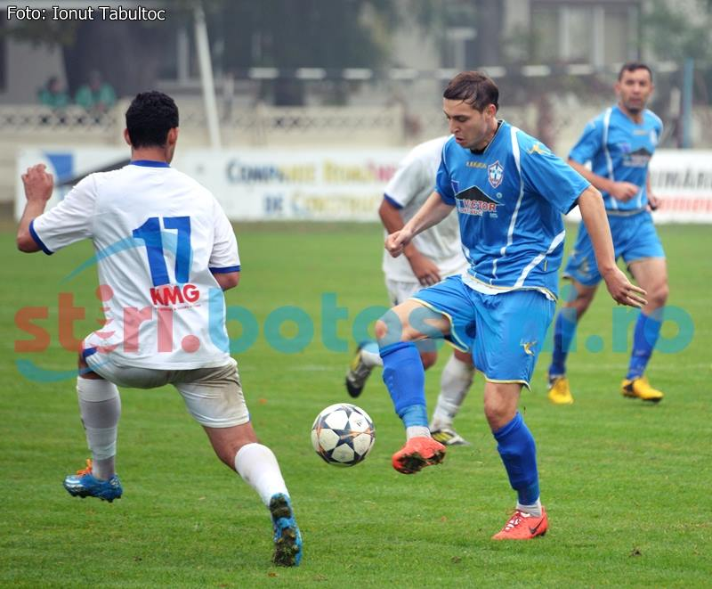 "Eduard Sandu, ""one man show"" in victoria Dorohoiului la Berceni (3-1)"