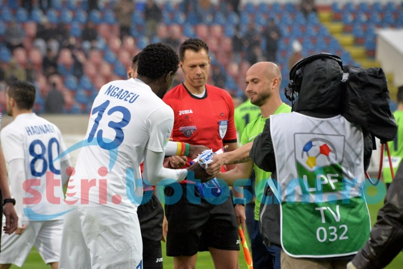 Egal in derby-ul Moldovei! FC Botosani ramane pe locul 5 - FOTO