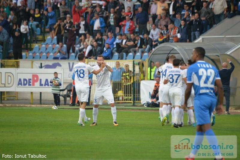 Egal in derby-ul Moldovei! Sase goluri, doua penalty-uri si doua eliminari! GALERIE FOTO, VIDEO