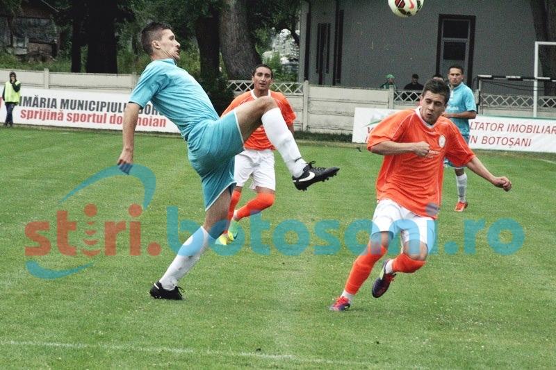 EGALUL sucevenilor! Inter Dorohoi a remizat cu Bucovina II Pojorata, in meciul tur al barajului pentru Liga a III-a! FOTO