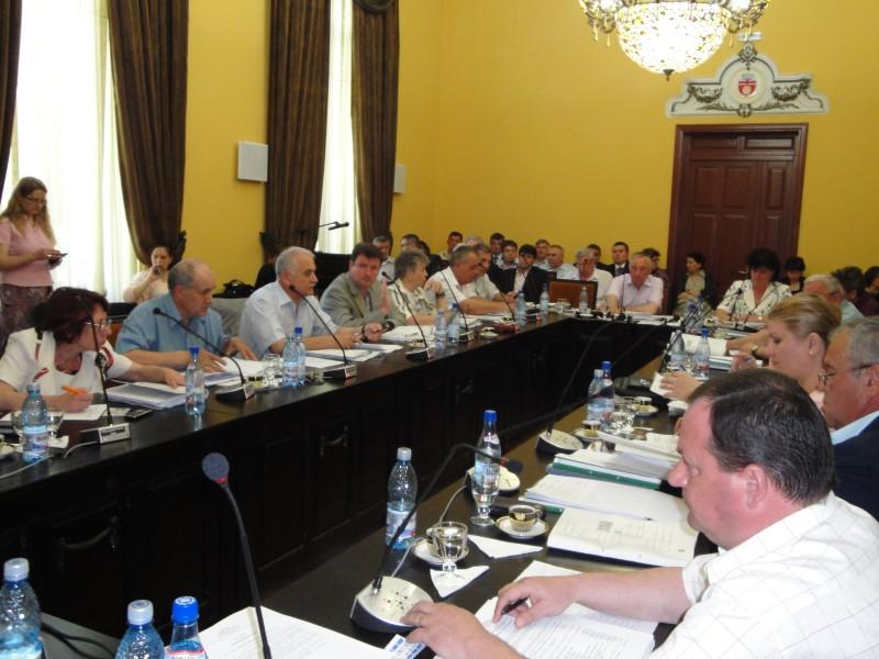 Ei decid soarta municipiului: Afla cat au castigat consilierii locali in 2010!
