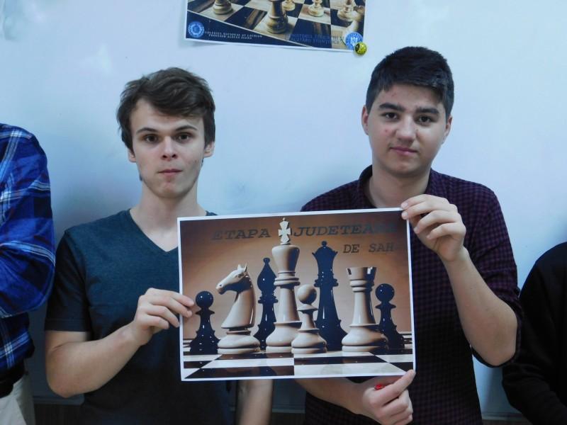 Ei sunt cei mai buni șahiști din județul Botoșani! FOTO