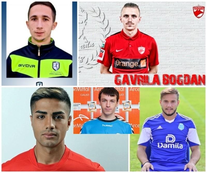 Ei sunt jucatorii doriti de FC Botosani! Unul a marcat impotriva botosanenilor, altul este dinamovist! FOTO