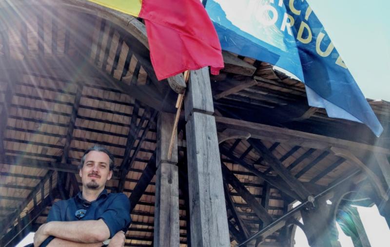 El este botoşăneanul care vrea să facă din Cluj Capitala Europeană a Culturii!
