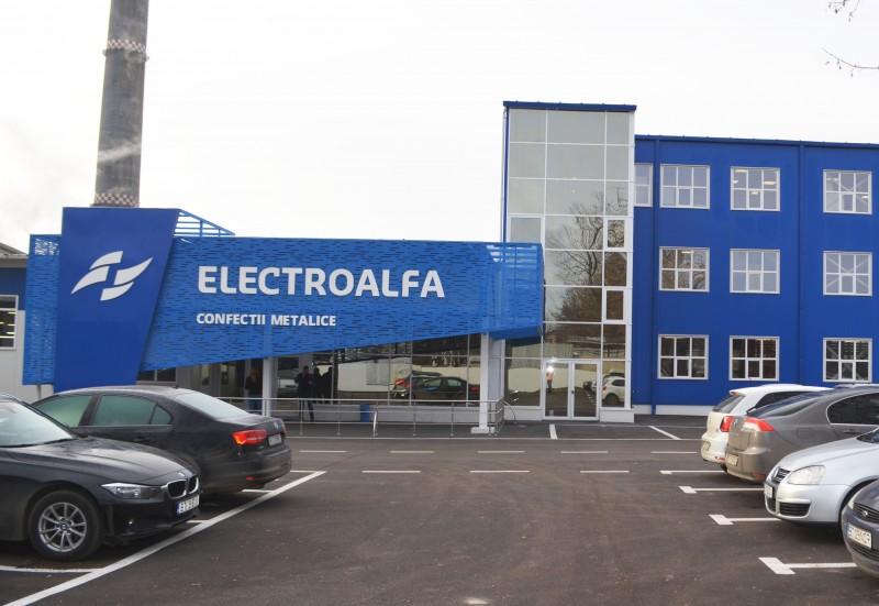 Electroalfa dezvoltă o gamă de produse proprii pentru sectorul medical