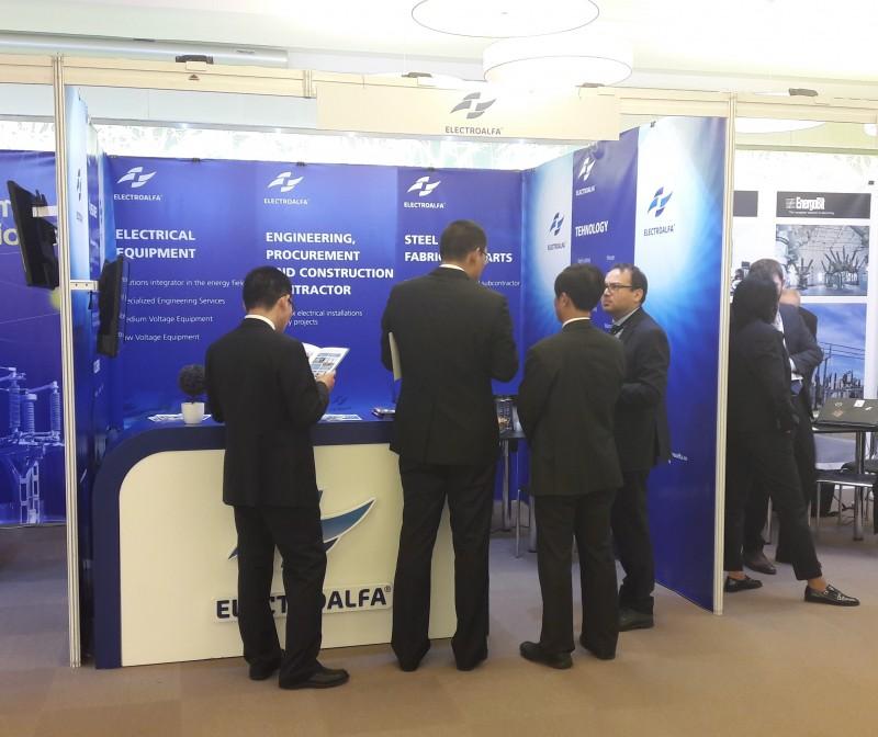 Electroalfa prezentă la Energy Business Forum 16+1, eveniment internațional dedicat industriei energetice din China și Europa Centrală și de Est