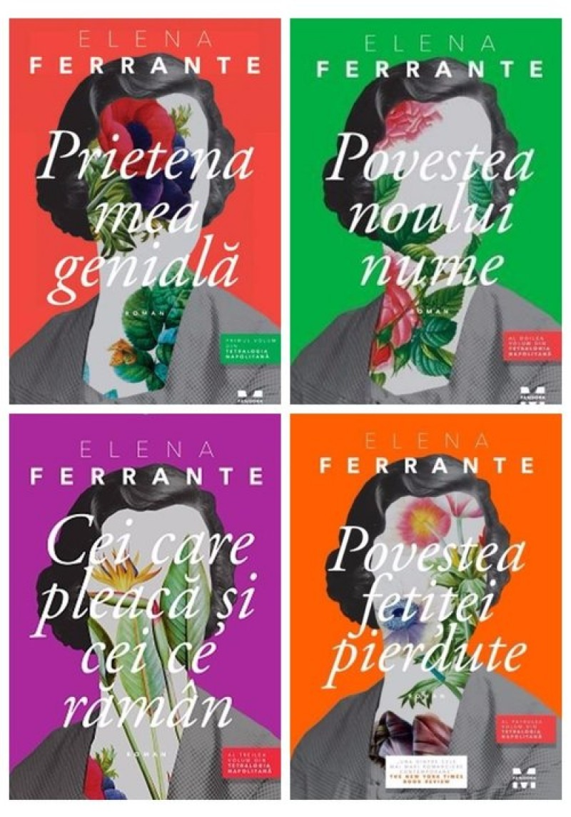 Elena Ferrante, prietena mea genială!