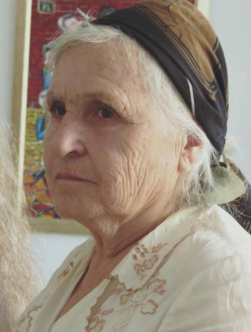ELENA ZBANȚ, bunica țărancă din Hănești, un tezaur viu al timpului nostru! FOTO