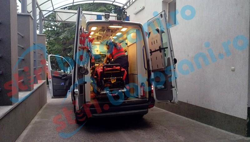 Elev transportat la spital, după o glumă făcută în clasă!