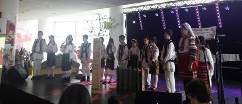 """Elevii de la Școala Gimnazială """"Ștefan cel Mare"""" Botoșani au câștigat Trofeul Festivalului """"Ion Creangă""""!"""