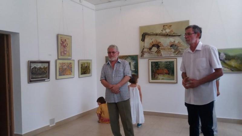 Elevii de odinioară și Profesorul lor: Sărbătoarea Artei la Botoșani!