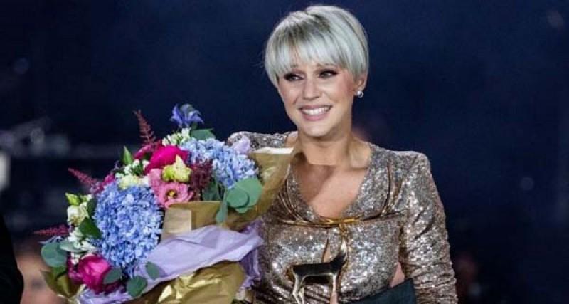 Eliza G a câştigat Marele Trofeu Cerbul de Aur 2019 - VIDEO