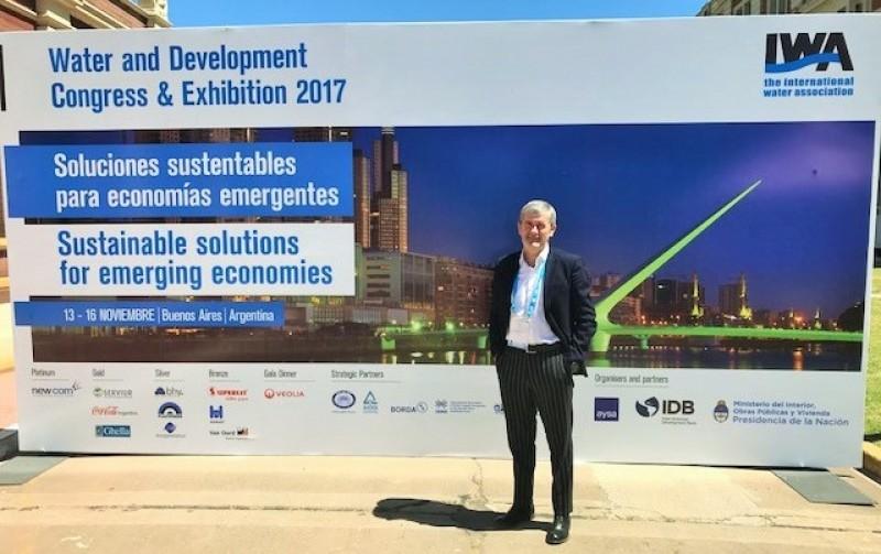 Elsaco a participat la Congresul Mondial al Apei