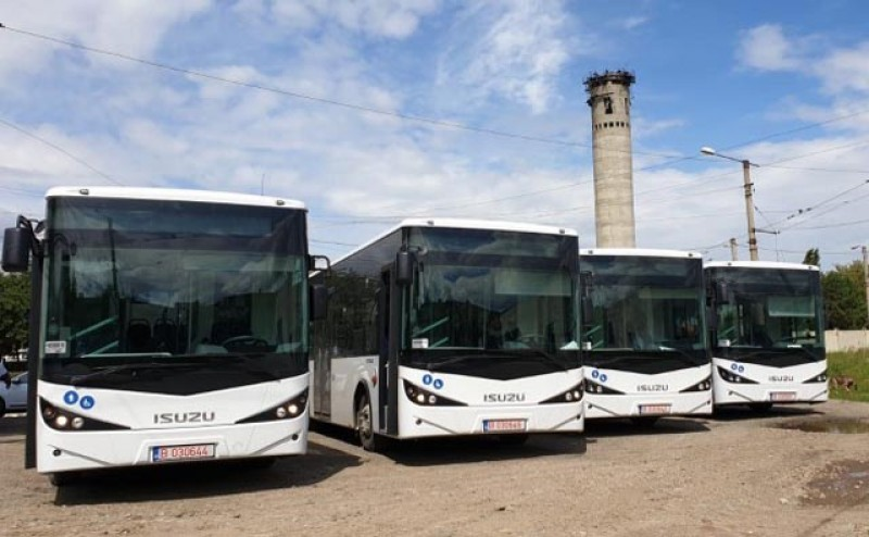 Eltrans SA a anunțat programul de funcționare al autobuzelor în perioada sărbătorilor de iarnă