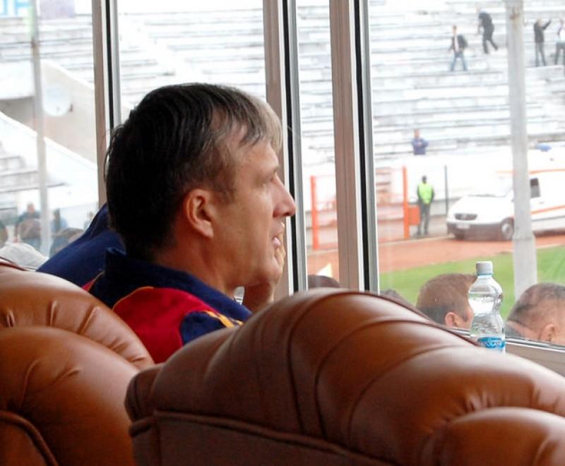 Emil Săndoi, încântat de publicul botoşănean