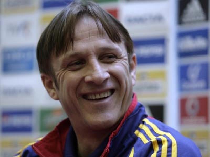 Emil Săndoi va asista la meciul cu Săgeata Stejaru