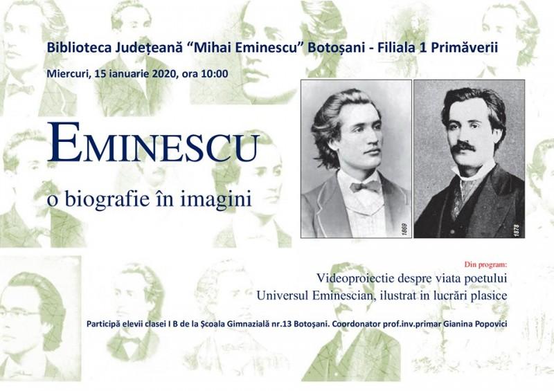 Eminescu - o biografie în imagini