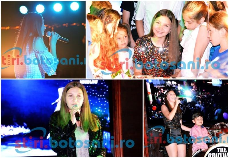 """Emotie si veselie, la 13 ani! Larisa Ailoaie a lansat albumul """"Cu drag, Larisa"""", impreuna cu prietenii din Cheia Sol - FOTO, VIDEO"""