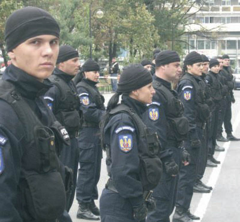 Emotii pentru angajatii Politiei Comunitare Botosani!
