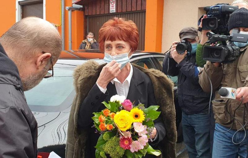 Englezii spun că botoșăneanca Flavia Groşan a avut dreptate: Medicamentele comune și inhalatoarele recomandate în cazul persoanelor care suferă de astm accelerează vindecarea după infecția cu COVID-19